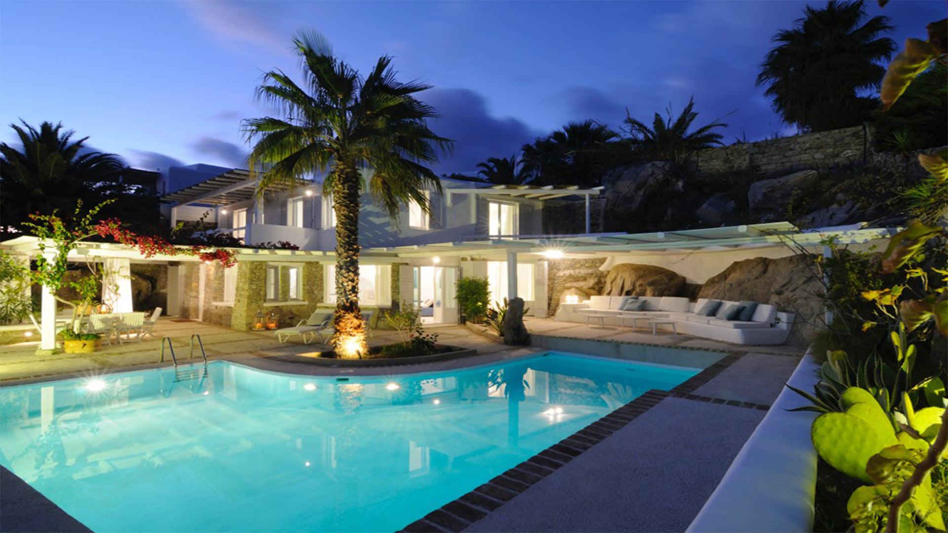 Villa White Bliss
