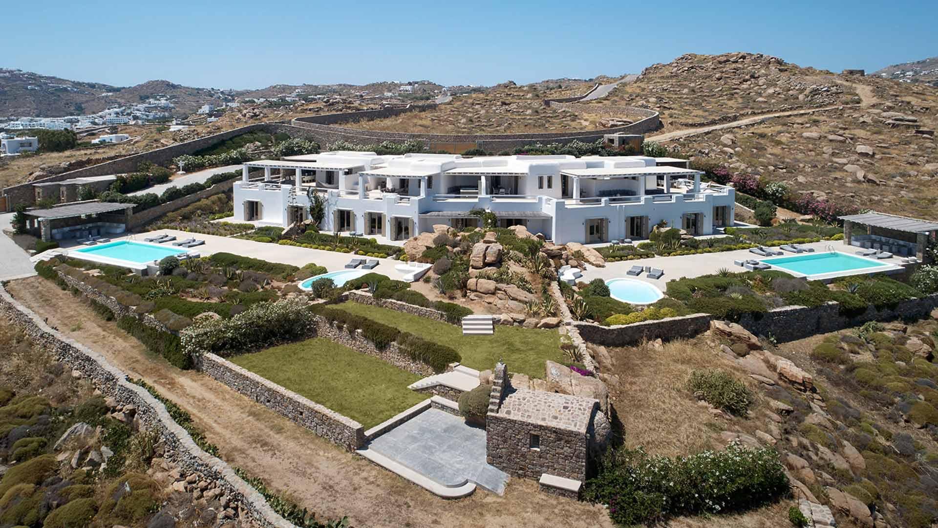Villa Almosni Retreat