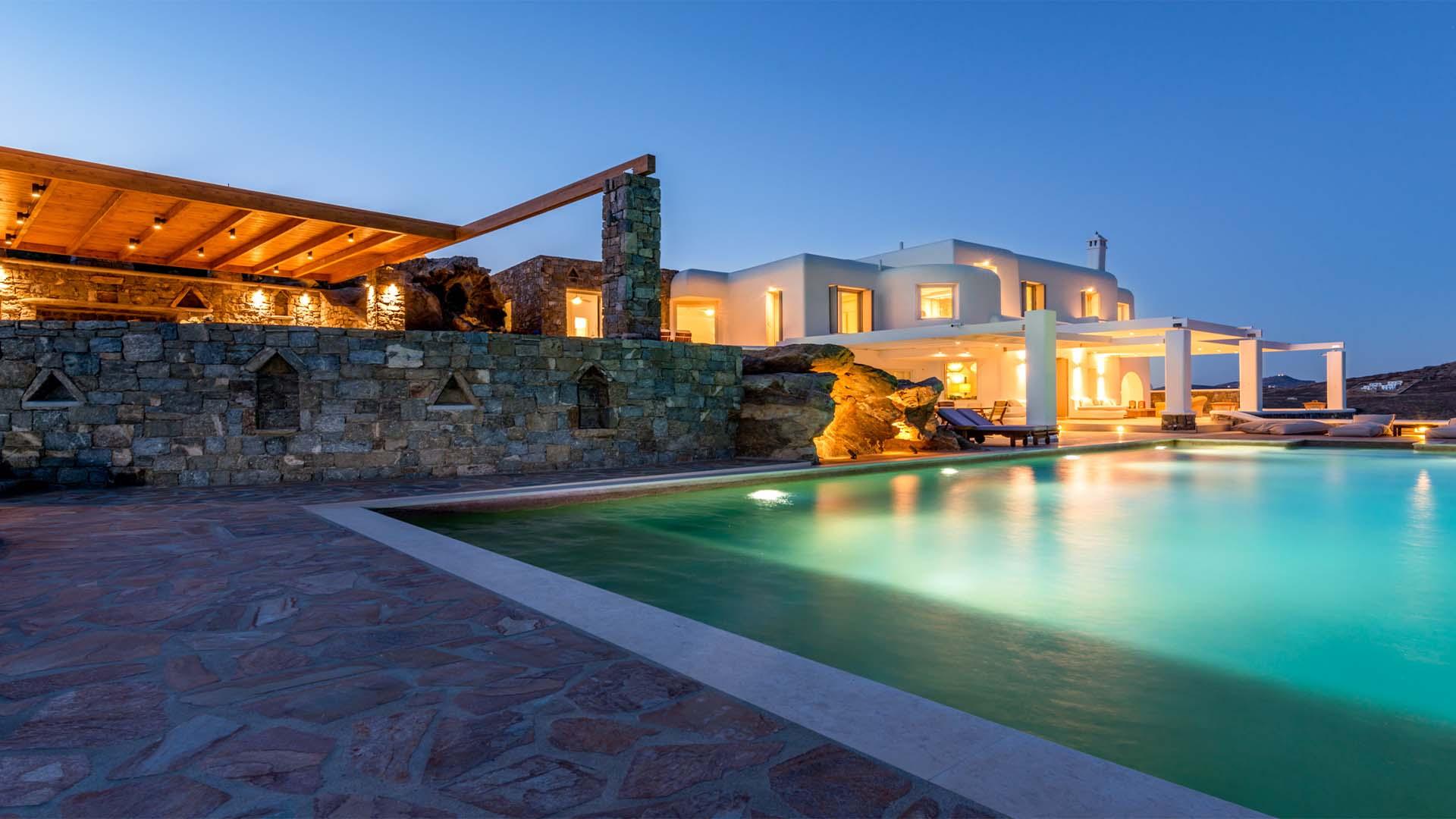 Villa Idyllic